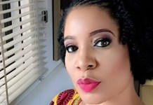Nollywood Nollywood actress Monalisa Chinda