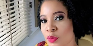 Nollywood Nollywood actress Monalisa Chinda
