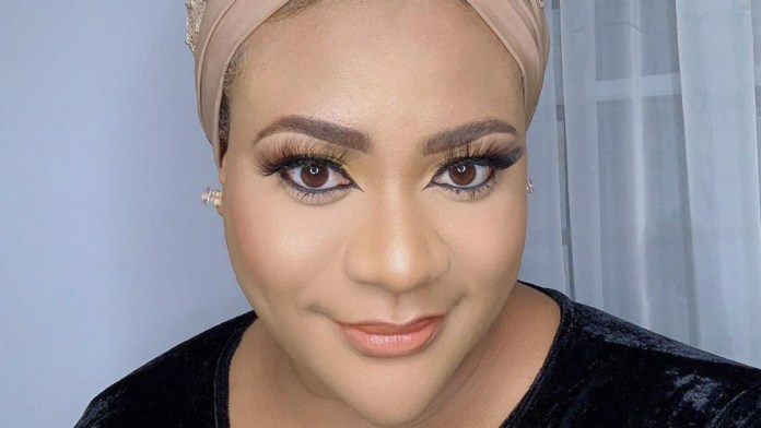 NollywooNollywood actress Nkechi Blessing