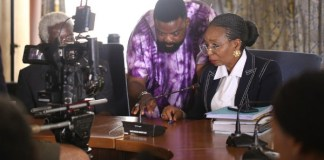 Kunle Afolayan Ibukun Awosika Citation