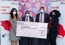 PRUDENTIAL ZENITH DONATION