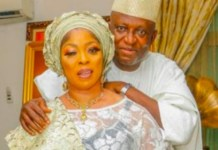 Lagos CP Hakeem Odumosu marries socialite Folashade Omotade