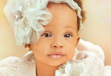 Zendaya daughter of Big Brother Naija BamBam and Teddy A