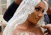 Ribadu daughter Fatima Ribadu-Abubakar wedding dress