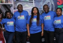 CAPPA flags off #smokefreenollywood campaign in Lagos