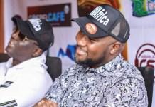 Sammie Okposo and Segun Obe