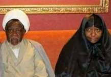 Ibrahim El-Zakzaky-and-wife-Zeenat