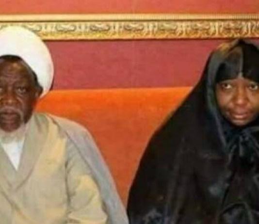 Ibrahim El-Zakzaky-and-wife-Zeenat