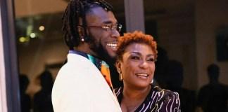 Burna Boy mum Bose Ogulu