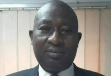 Lawyer John Odubela