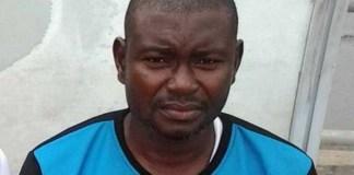Lobi Stars manager Barnabas Imenger