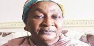 Ahmadu Bello daughter Aisha-Aminu