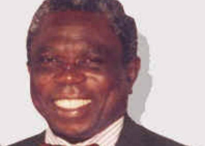 Former NBA president Babatunde Benson