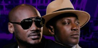 2Baba 2face Idibia and Sound Sultan