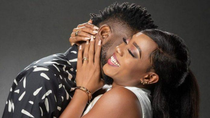 Basketmouth and wife Elsie Okpocha