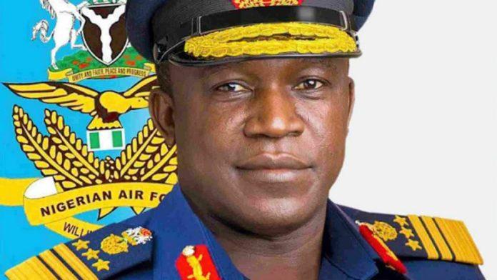 Chief of the Air Staff Air Marshal Oladayo Amao Nigerian Air Force