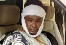 Sultan of Shuwa Arabs Edo State Idris Adanno