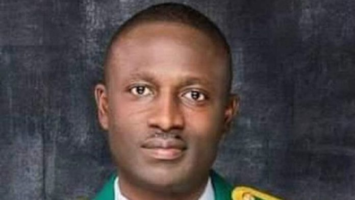 Major Christopher Datong abducted in NDA