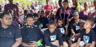 Olajide Sowore buried