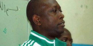 Former Super Eagles spokesman Ben-Alaiya