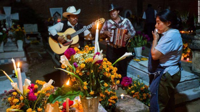 Mexico Dia de Muertos