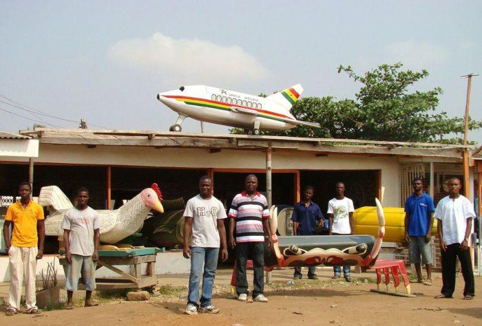 Ghana Fantasy Coffins