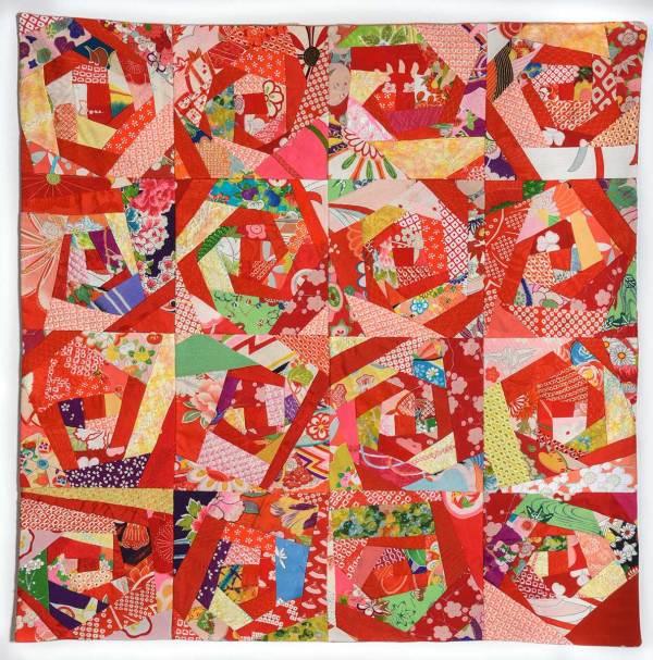 Shichi-Go-San (7, 5, 3) © Susan Ball Faeder