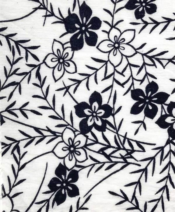 Japanese Vintage Blue & White Yukata Fabric Packs © Susan Ball Faeder