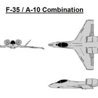 F35_and_A10_Contest_Entry_by_Telgin