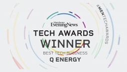 Manchester Evening News Best Tech Business Award