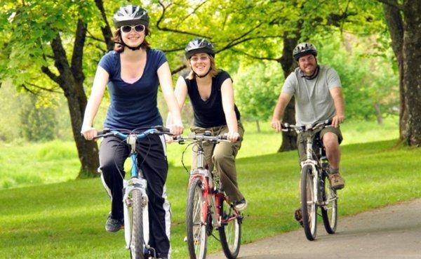 La bicicleta como punto de encuentro con la naturaleza y  con uno mismo