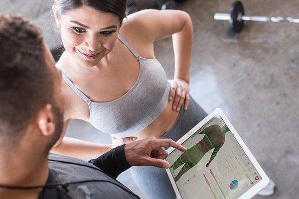 Escaneo 3D, todo lo que necesitás saber de tu cuerpo para personalizar tu alimentación y tu rutina fit