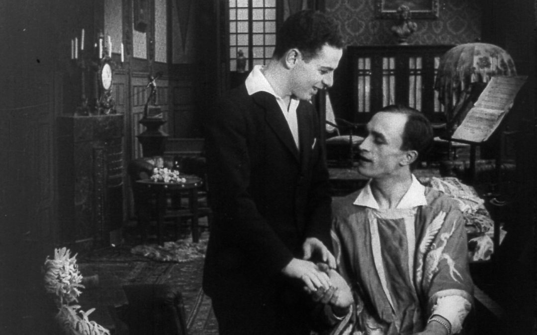 "Rare Screening of ""Different From The Others,"" a 1919 Silent Gay Film"