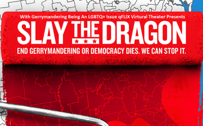 "Watch ""Slay the Dragon"" at the qFLIX Virtual Theater"