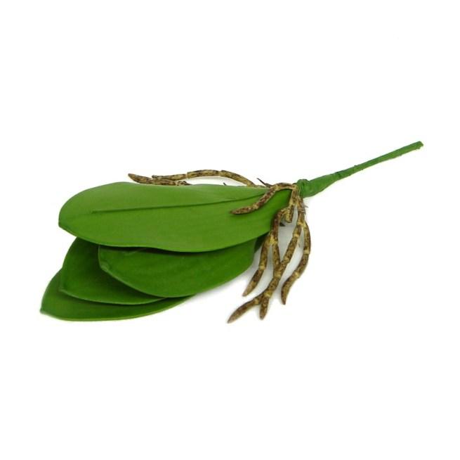 folha orquidea artificial l111 50