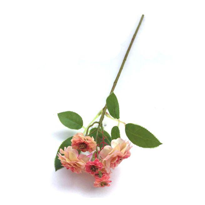 Galho Camélia rosa