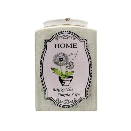 Vaso de Cerâmica Home G W323-121