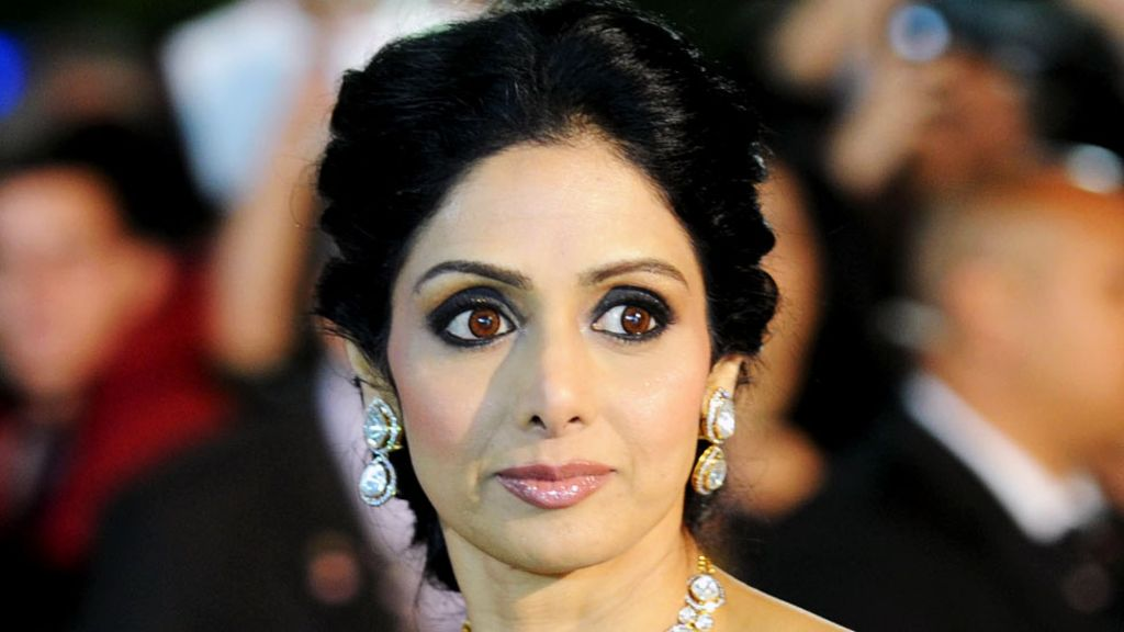 Sridevi Kapoor India Fans Gather To Pay Tribute To