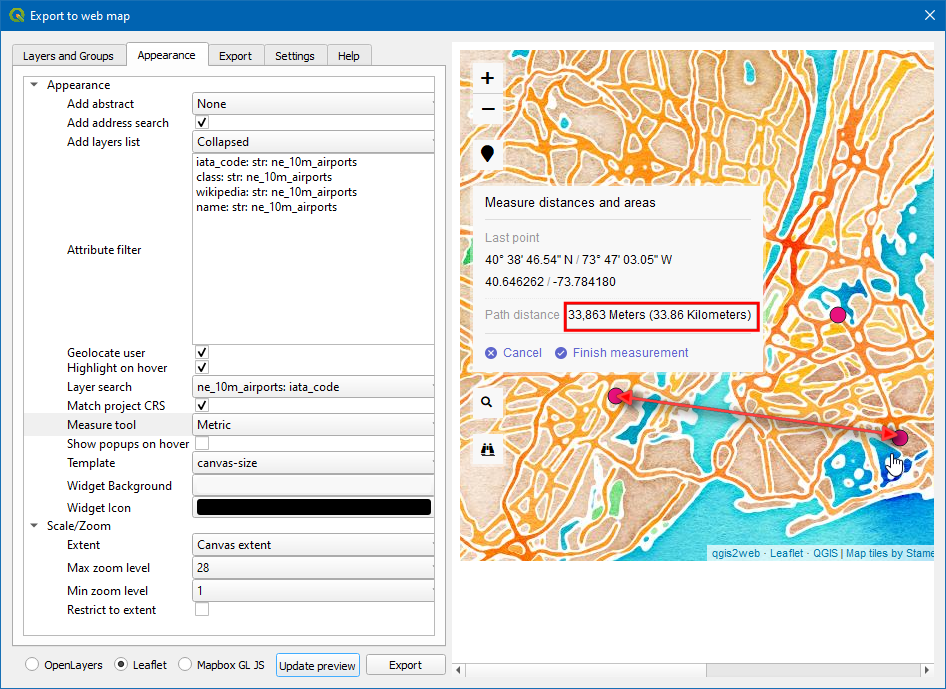 Web-Based Mapping with QGIS – Ziongate Geospatial and Research
