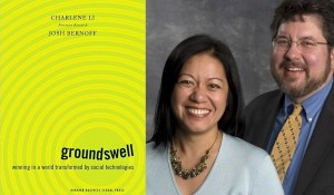"""Groundswell"" Book Cover and Authors"