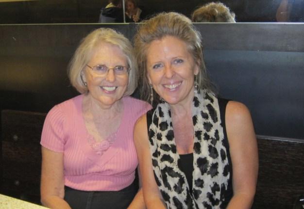 Mom and Glenda (2011)