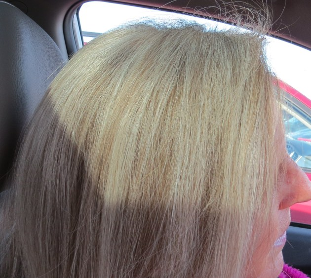 Twenty-six months, no color: Dec 3, 2015; check out the mix of colors!