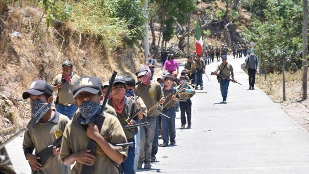 Al menos 30.000 niños pertenecen al crimen organizado en México