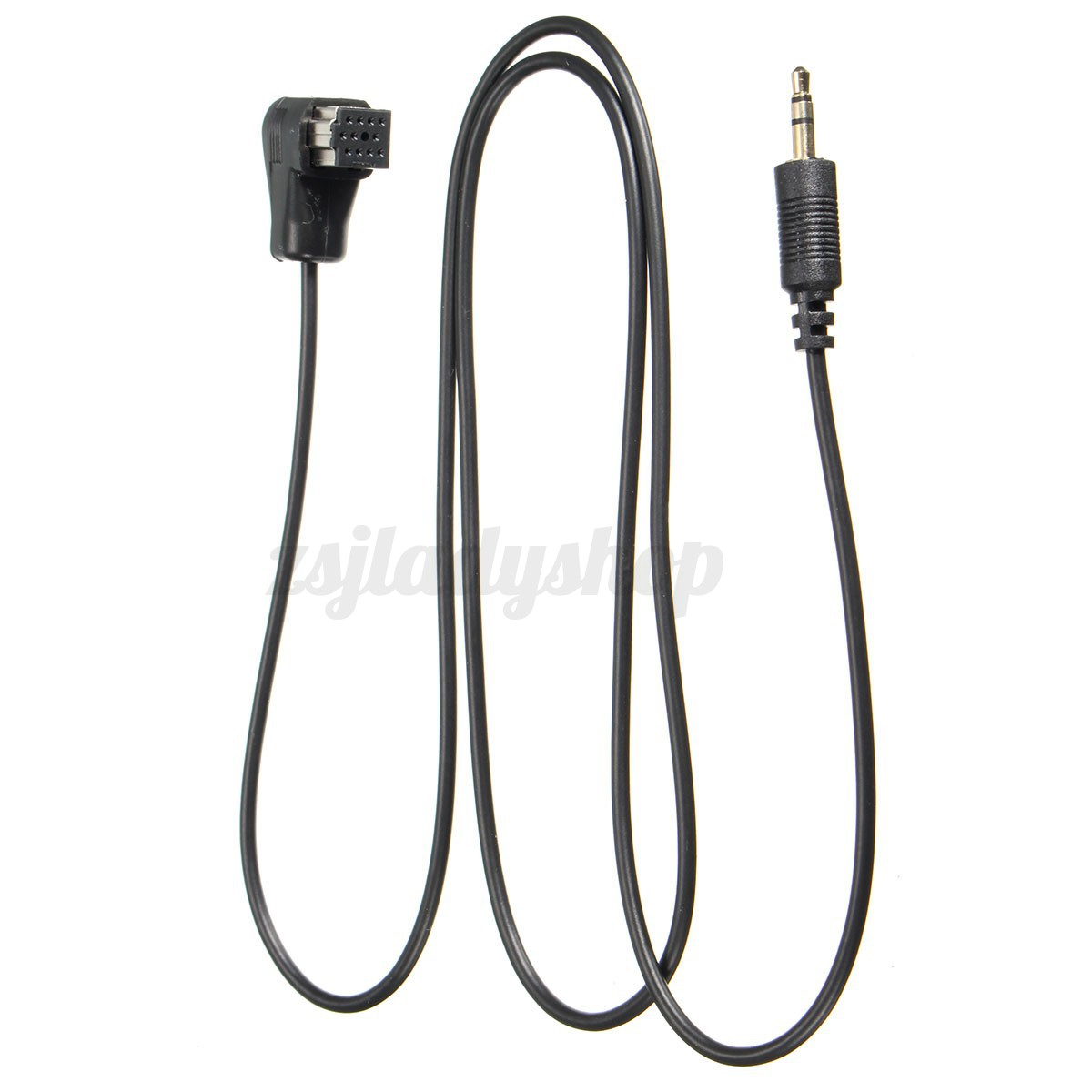 3 5mm Aux Input Cable To Car Pioneer Stereo Headunit Ip Bus Input Adapter New