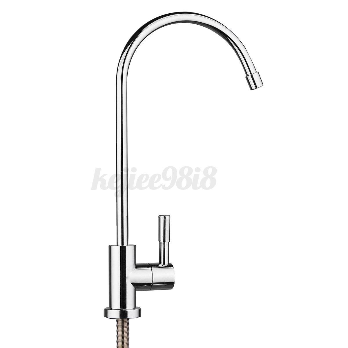 Chrome Kitchen Ro Drinking Water Filter Faucet Reverse