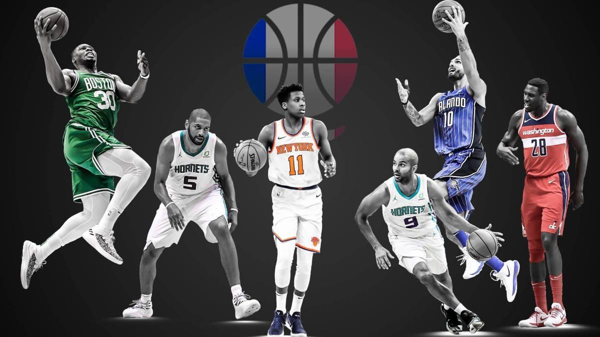 ea923eb9a7326 La preview des joueurs français en NBA : quelle saison pour les  représentants tricolores ?