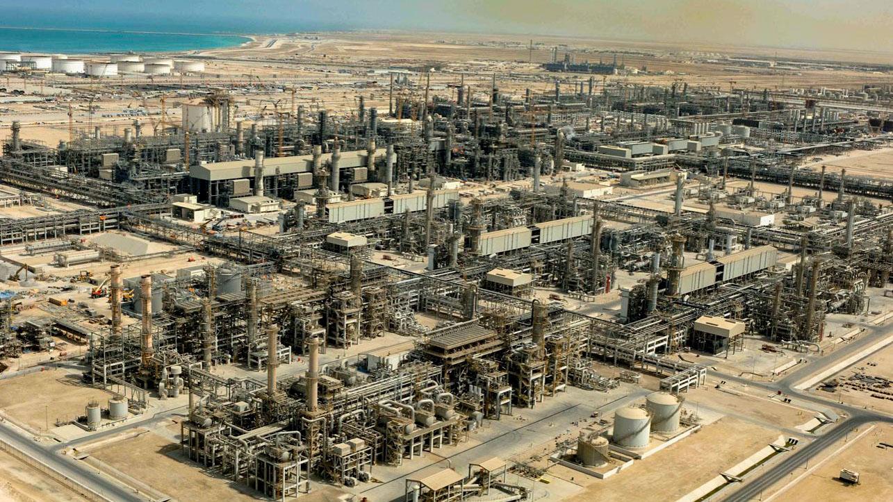 Ras Gas 3 – Trains 6 & 7 – Qatar Integrated Building