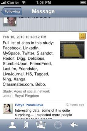 Buzzie iPhone5
