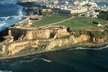 Isla de Puerto Rico (El Morro)