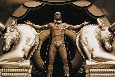 Rodrigo Santoro — Xerxes — 300: Rise of an Empire